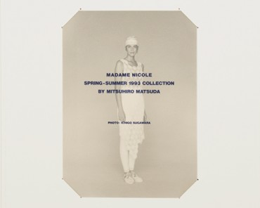 Catalogue, MADAME NICOLE