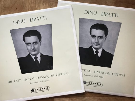 Dinu Lipatti His Last Recital
