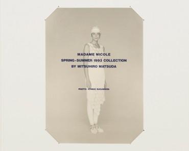 Catalogue, MADAME NICOLE